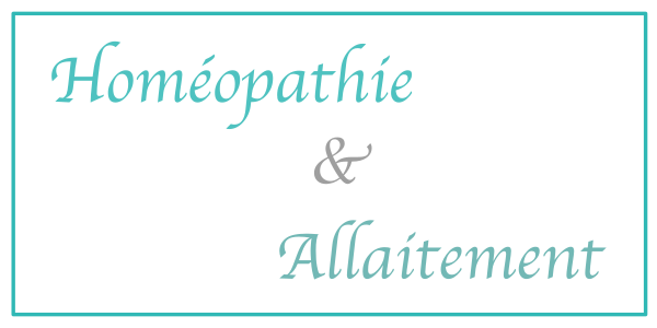 Homéopathie et allaitement