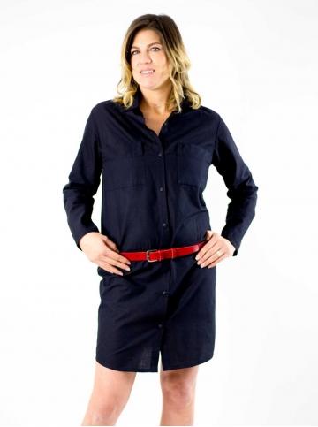 Robe chemise allaitement Juliette