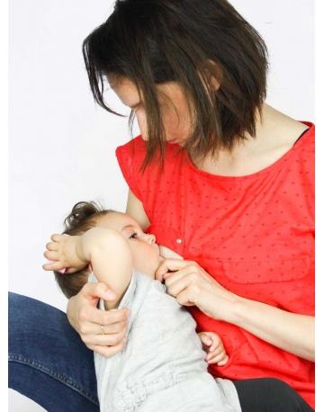 Top allaitement fluide Lara allaitement