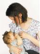 Haut d'allaitement fluide Elie allaitement