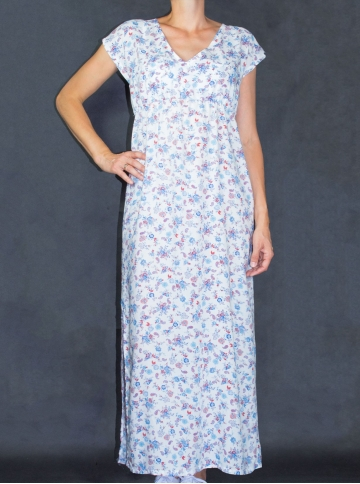 Maxi dress d'allaitement Vanessa