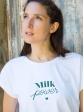 T-shirt d'allaitement