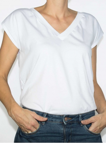 T-shirt réversible