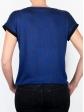T-shirt d'allaitement Voie lactée dos