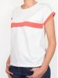 T-shirt 80's saumon profil gauche