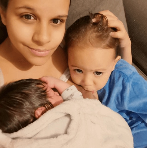 co-allaitement maternité