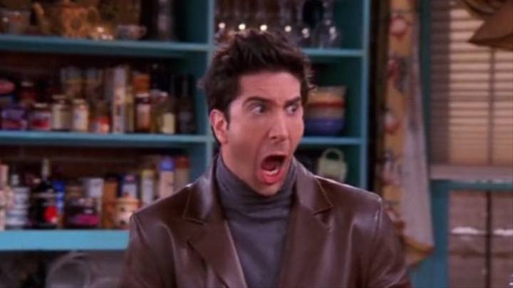 Ross Geller dans Friends