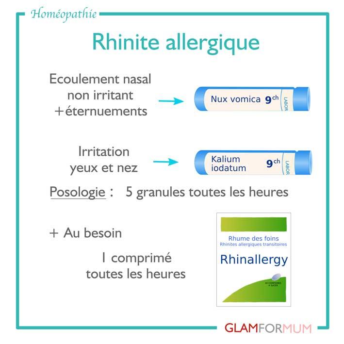 Soigner vos allergies avec l'homéopathie